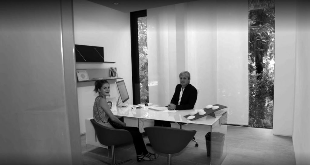 Le cabinet de chirurgie et de médecine esthétique du Dr Germain à Marseille